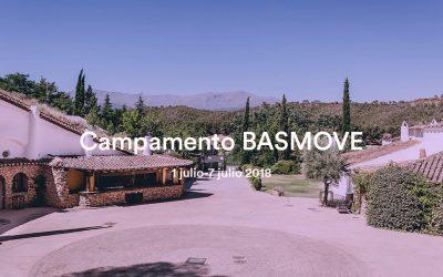 Campamento de danza urbana BASMOVE 2018
