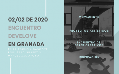 DeveLove — Encuentro de desarrollo de proyectos artísticos