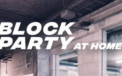 BLOCK 'PARTY at home'